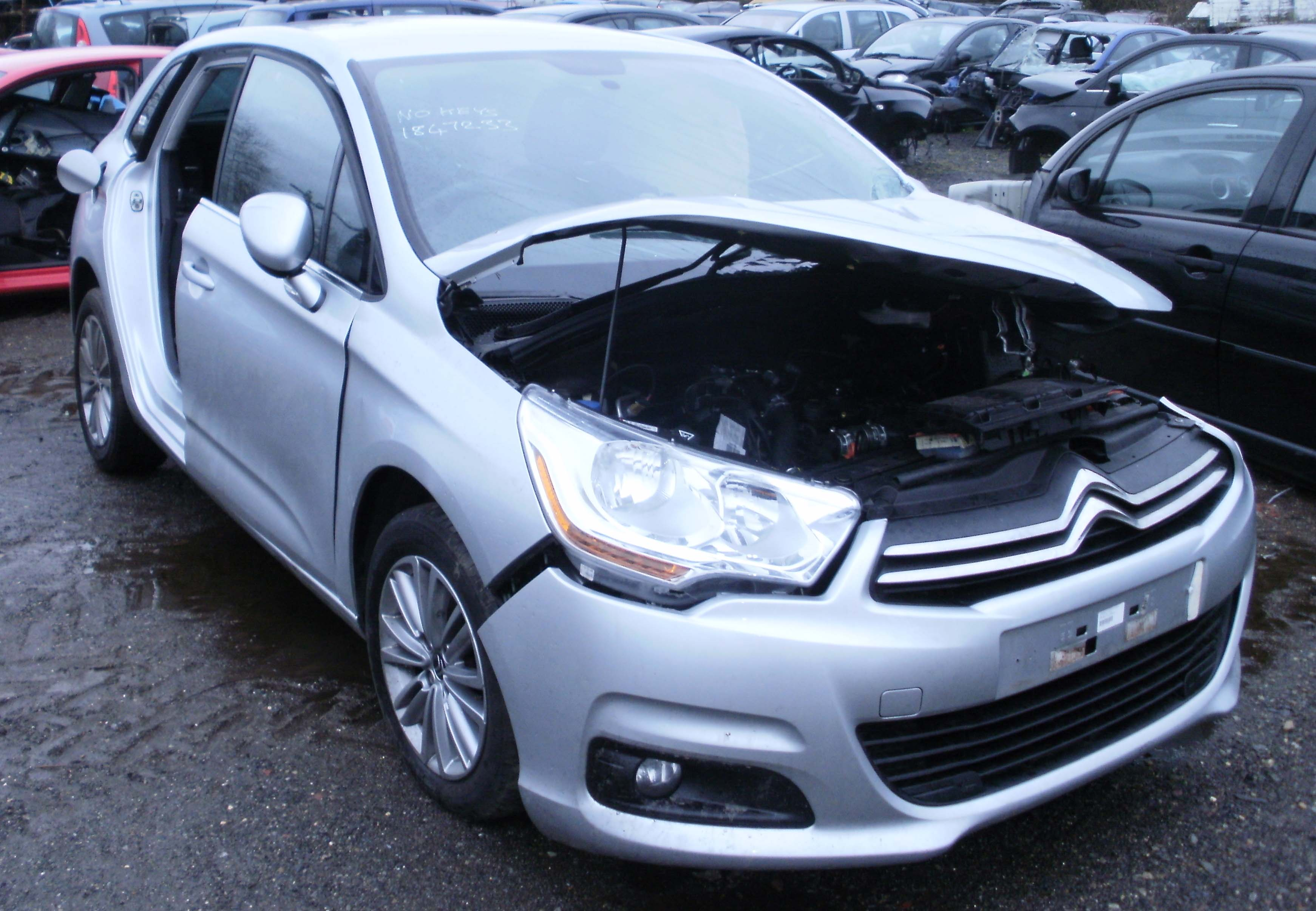 2012 citroen c4 vtr 1 6 hdi 91 breaking now melbourne autos. Black Bedroom Furniture Sets. Home Design Ideas