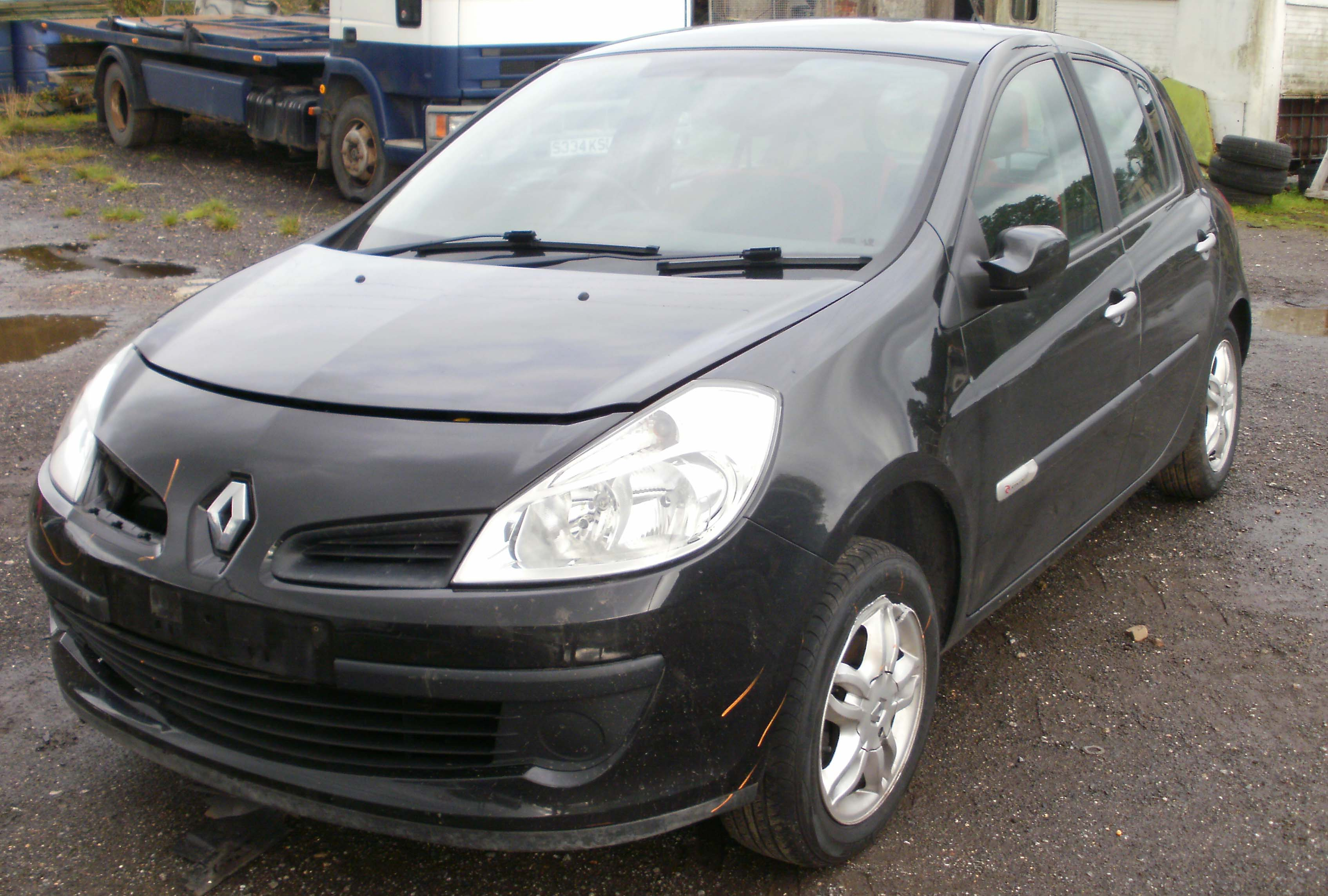2007 renault clio rip curl 1 5 dci breaking now. Black Bedroom Furniture Sets. Home Design Ideas